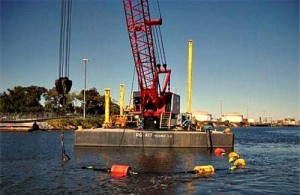Specialty Dockside Dredging